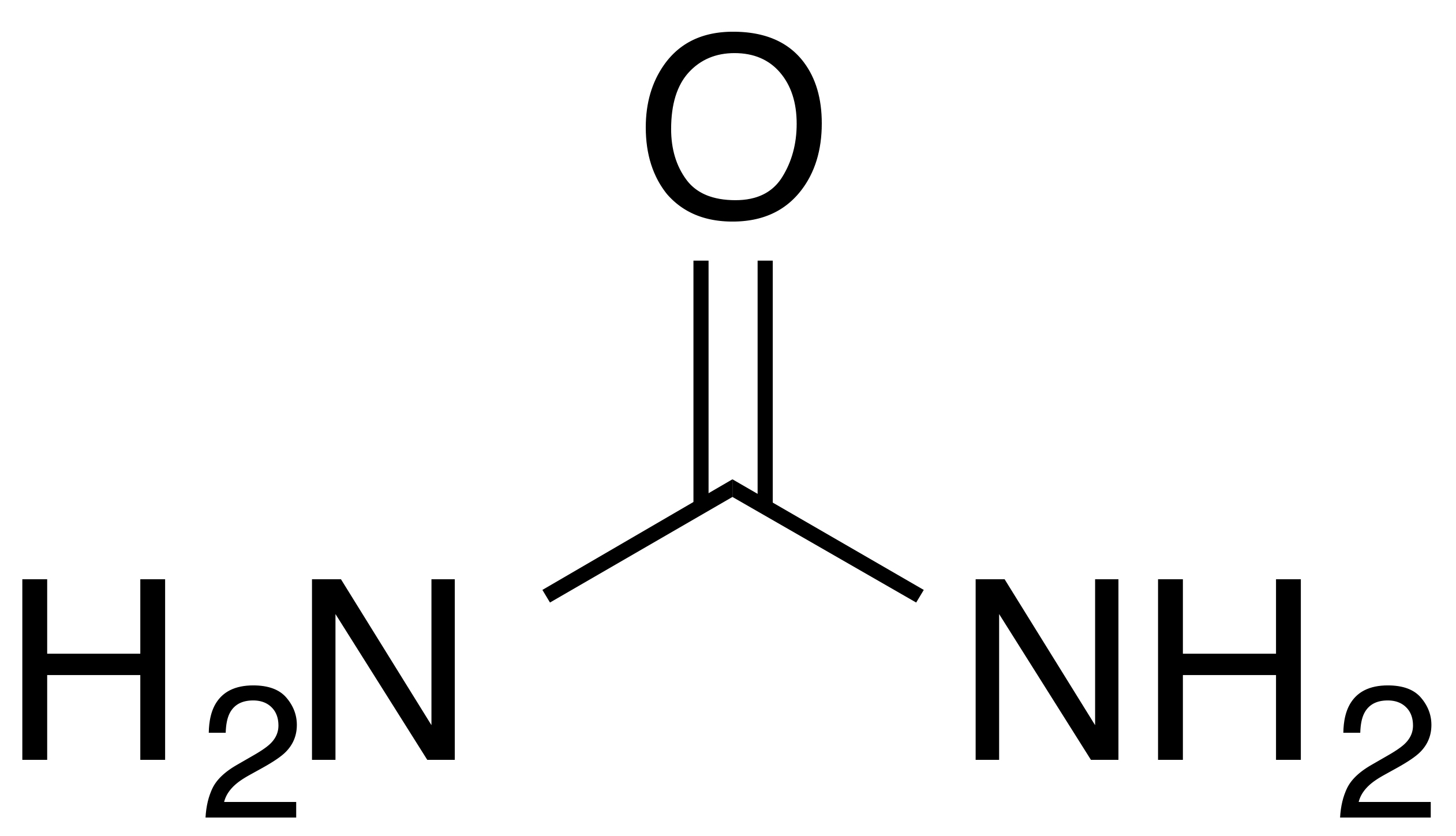 Chemical Makeup Of Urea